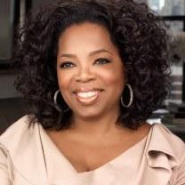 Oprah Winfrey hefur farið sínar eigin leiðir.